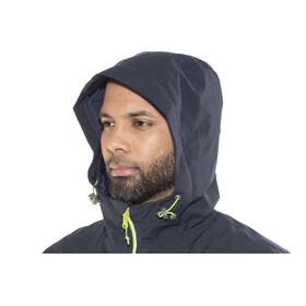 Salomon La Cote 2L Jacket Men night sky/greenery